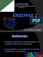 Enzimas I[1]Bioquimica