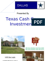 Dallas Real Estate Presentation - 2010