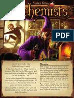 Alchemists Rules En