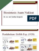 Biosintesis Asam Nukleat