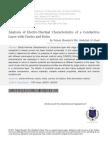 Analysis of Electro Thermal