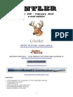 Carradale Antler - 208 - February 2010