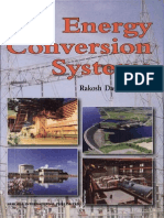 Energy Conversion Systems