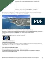 Comment Importer Des Surfaces Et Images Google Earth Dans Autodesk Infrastructure Modeler_ - Civil - Made in France