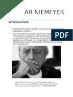 Oscar Niemeyer Presentacion Final