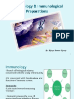 Immunology & Immunological Preparation