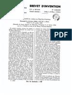 Electrohydrodynamic Pump - FR1246669A