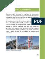 Extensores/ Interfaces