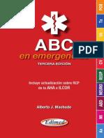 ABC en Emergencias, 3ed Machado Argentina