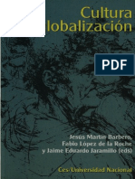 Cultura y Globalización_Barbero Et Al