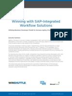 Winshuttle Winning With Sap Workflow Whitepaper En