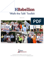 Walk the Talk - Toolkit & Resources