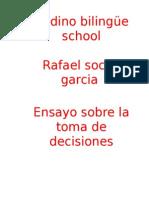 Andino bilingüe school