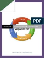 Algorithm Design & Data Structures