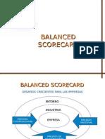 Balanced Scorecard III