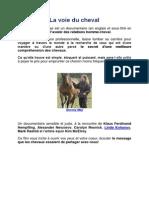 La Voie Du Cheval
