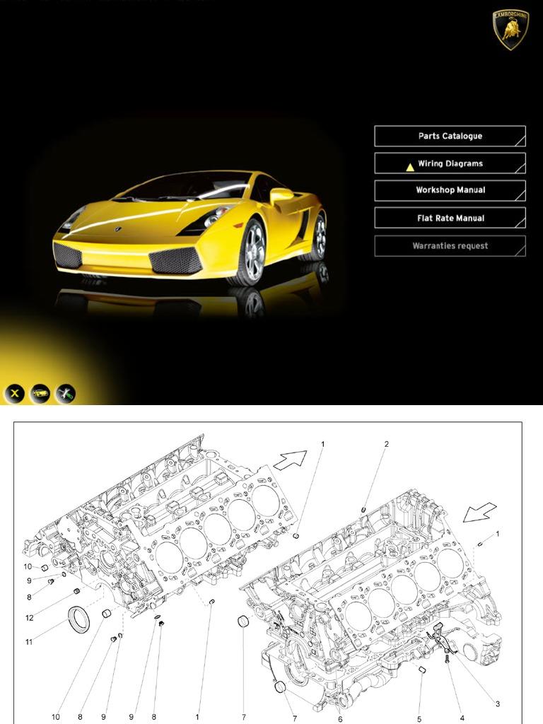 Gallardo Workshop Manual Manual Transmission Steering