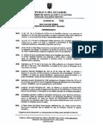Acuerdo 403 Ministerio de Educacion Sexualidad