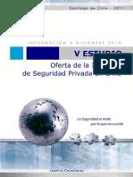 V Estudio Industria Seguridad Privada Chile