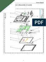 Monior Acer TFT-LCD Color AL1717 Service Manual