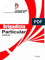 Apostila Brigadista Particular CBMSC