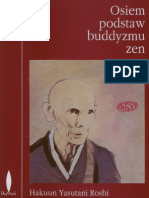 Osiem Podstaw Buddyzmu Zen - Yasutani