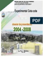 Centro Experimental de Cota Cota