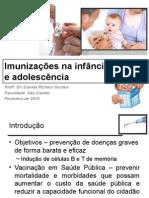Imunização 2015 Brasil SP
