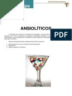 Ansiolítico - Farmacologia