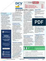 Pharmacy Daily for Thu 02 Apr 2015 - Call to extend 5CPA by two years, Guild plain language, $75m for new PBS meds, Harper comments, and much more