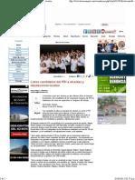 31-03-15 Listos candidatos del PRI a alcaldes y diputaciones locales