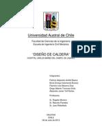 Diseño Caldera Pirotubular
