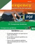 33 Emergencia Geriatricas