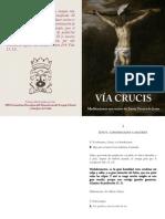 Via Crucis, Meditaciones Con Textos de Santa Teresa de Jesús