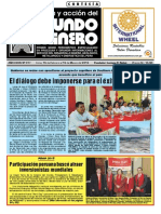 Mundo Minero Febrero- Marzo