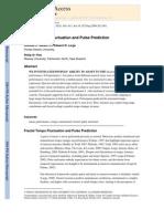 Fractal Tempo Fluctuation & Pulse Prediction