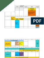 Activity Calendar SPT