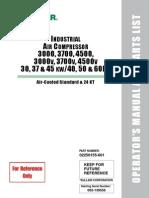 3700-AC P2 Operacion y Partes