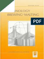 Wolfgang Kunze Technology Brewing and Malting