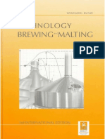 Wolfgang Kunze Technology Brewing and Malting
