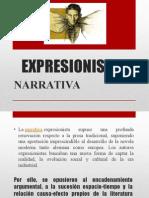 EXPRESIONISMO-Narrativa