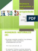 Número Naturales
