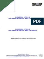 Livro 11 Parceres Do Cetran Sp Atualizados Ate 17-FEV-2010