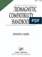 Kaiser - Electromagnetic Compatibility Handbook - ToC