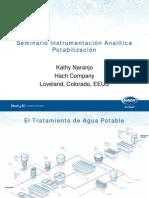 Seminario Instrumentacion Analitica_Potabilizacion