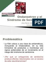 Ondansetron y El Síndrome de Serotonina
