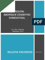 Depresión Clase Posgrado CC UCU 25-09-14 Original