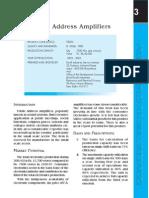 Public Address Amplifiers