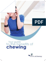 Benefits of Chewing