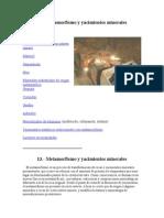 Depósitos Metamórficos y Ortomagmáticos